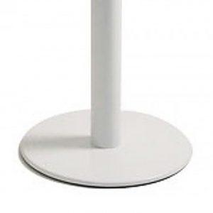 colonnina-segna-percorso-bianco-base-piatta-nastro-arancione-3-metri-ultra-pesante-15-kg-2