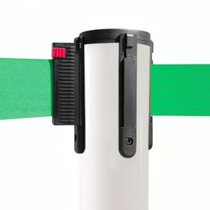 colonnina-segna-percorso-classic-nastro-3-metri-verde-1