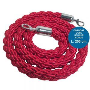 cordone-intrecciato-rosso-morsetti-silver-per-colonnina-segna-percorso-2-1