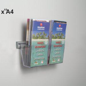 porta-depliant-parete-su-barra-di-supporto-e-2-tasche-formato-1-3-a4-1