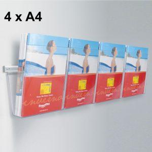 porta-depliant-parete-su-barra-di-supporto-e-4-tasche-formato-a4-1