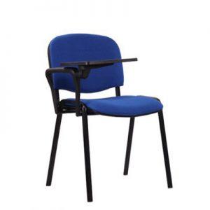 sedia-conferenza-blu-con-ribaltina-1