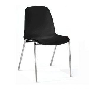 sedia-monoscocca-nera